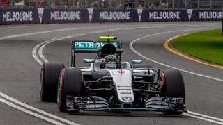 So fuhr Rosberg zum Sieg beim Saisonauftakt