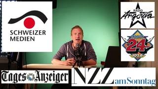 «YouNews»: Drück dem SRF 3-Programm deinen Stempel auf!  (Artikel enthält Video)