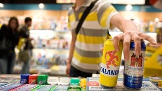 Erhalten Solothurner Jugendliche immer noch zu einfach Alkohol?