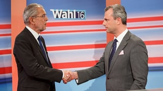 Austria: Elecziun dal president ils 2 d'october 2016