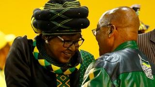 Wer folgt auf Jacob Zuma? Das sind die zwei aussichtsreichsten Kandidaten.