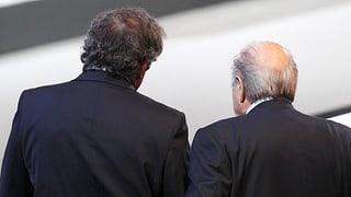 Wird Nachfolger Blatters erst später gewählt?