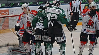 Eishockey: Olten kurz vor dem Playoff-Halbfinal in der Nati B