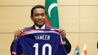 «Präsident Yameen fürchtet sich offenbar vor echten Wahlen», sagt SRF-Asienkorrespondent Thomas Gutersohn.