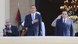 Scharfe Linse auf Mubaraks Machtapparat