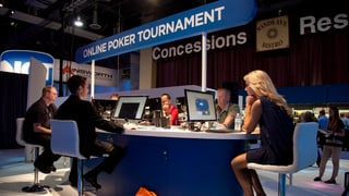 Online-Glücksspiele: «Eher eine Verlagerung als neue Kundschaft»