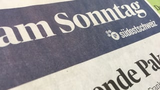 Tar la Südostschweiz è gia la sonda dumengia