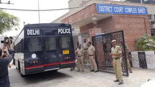 Indien: Todesstrafe wegen tödlicher Vergewaltigung