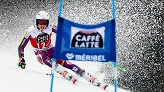 Kristoffersen gudogna slalom gigant, Hirscher la culla da cristal