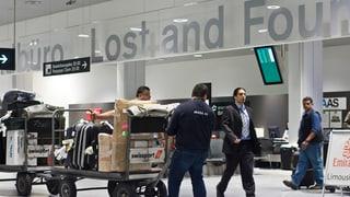 Was tun bei Gepäck-Verlust? (Artikel enthält Video)