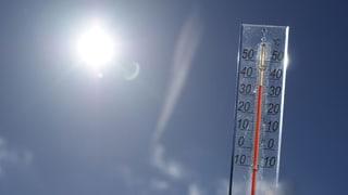 So bleiben Sie auch bei heissen Temperaturen cool