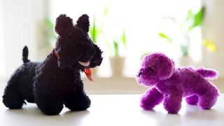 Vorsicht vor dem Stoffhund! Elternbesuch im Kinderzimmer 2.0
