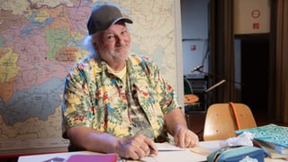 Peach Weber: «In der Schule ist mir alles leicht gefallen»