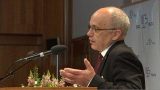 Maurer entschuldigt sich für Botschaft zum Holocaust-Gedenken