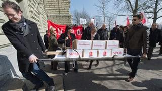 Mit Petition gegen ungerechte Prämienzahlungen