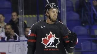 Kanadas Topskorer gegen die Schweiz nicht dabei