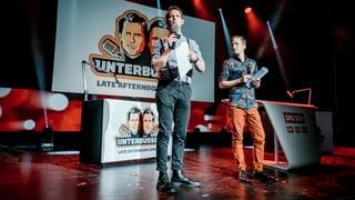 «UnterBüsser»: Stefan Büsser und Fabian Unteregger tun es wieder!