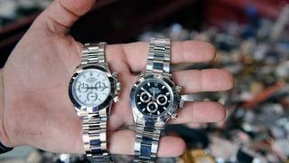 Das Geschäft mit gefälschter Markenware boomt