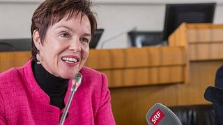 Die neue Baselbieter Regierungsrätin Monica Gschwind polarisiert