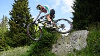So sendet SRF von der Mountainbike-WM