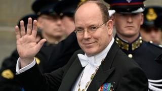 Fürst Albert von Monaco Ehrengast bei «2. Gala de Berne»