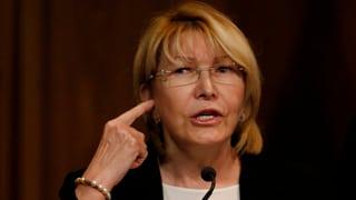 Die Verfassungsversammlung hat die standhafte Maduro-Gegenspielerin aus dem Weg geräumt: Generalstaatsanwältin Luisa Ortega Díaz wurde entmachtet.