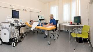 Spital regiunal Surselva cun nova purschida
