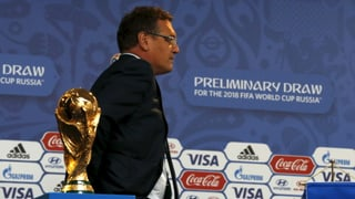 Harte Strafe gegen Ex-Fifa-Generalsekretär