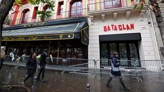 Ein Jahr nach dem Terror: Sting eröffnet das Pariser Bataclan