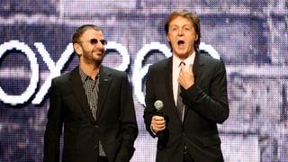 Beatles-Reunion bei den «Grammys»