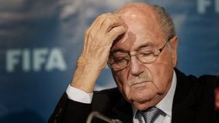 Video «Fifa-Report: Auf Blatters Spuren» abspielen
