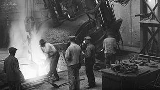 Als der Schaffhauser Industrie das Herzstück entrissen wurde (Artikel enthält Bildergalerie)