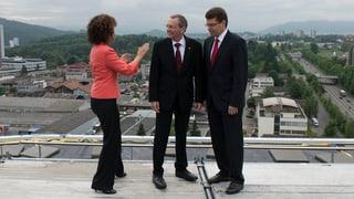 Sechs Männer bewerben sich um ein Amt in der Berner Regierung