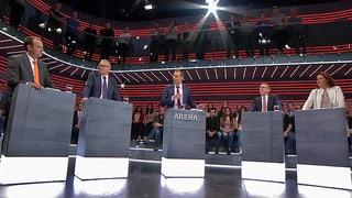 «Arena»: Der Spagat bei der Unternehmenssteuer-Reform III