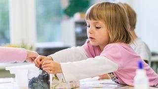 Der Beruf als Kindergartenlehrerin ist zu wenig attraktiv