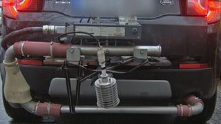Video «Die Diesel-Lüge. Dreiste UPC-Rechnungen. Alkohol-Messgeräte-Test.» abspielen