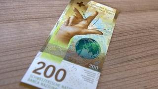So sieht die neue 200er-Note aus