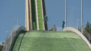 Video «Neue Skibindungen, wissenschaftliche Sammlungen, Skispringen» abspielen