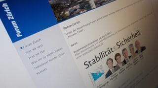 Zürcher Ständeratswahlen: Bürgerliches Wahlbündnis geplatzt