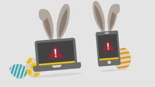 Kein Online-Banking über Ostern