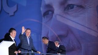 Erdogan wird neuer Präsident der Türkei