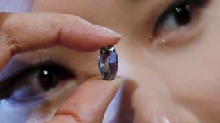 Rekord-Preis für raren Diamanten