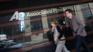 AP von US-Regierung bespitzelt?