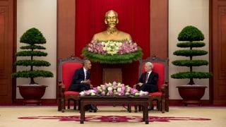 Obama normalisiert die Beziehungen zum Ex-Kriegsfeind Vietnam