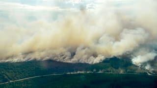 «Wir können die grössten Brände nicht löschen»