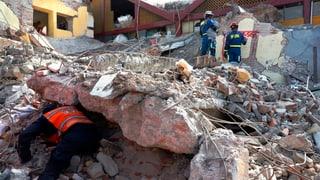 Almain 90 morts al terratrembel en il Mexico