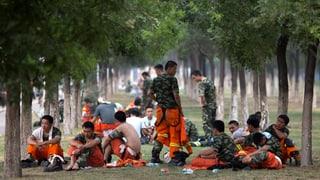 85 vermisste Feuerwehrleute nach Chemieunglück in China