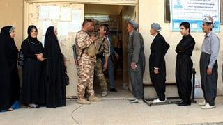 «Es riecht nach Bürgerkrieg in Kirkuk»