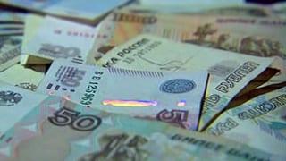 Eingebüsst ist auch gehandelt: Rubel rutscht auf Rekordtief