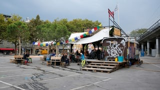 «Neustadt-lab»: Weniger Drogendelikte dank Belebung auf der Berner Schützenmatte